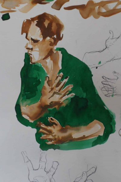 Marius - GCSE Art (2021)