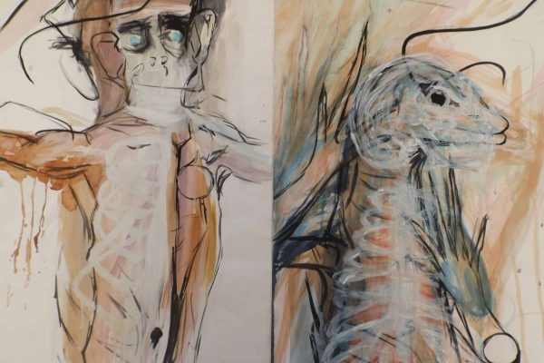 Emil - GCSE Art (2021)